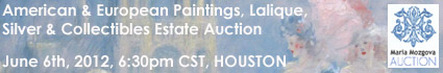 Maria Mozgova Auction, Native American Art & Southwest Paints Estate Auction, Houston, Texas